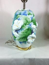 Humming Bird Table Lamp   Chairish