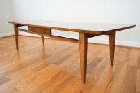 Mid-Century Vintage Lane Coffee Table   Chairish