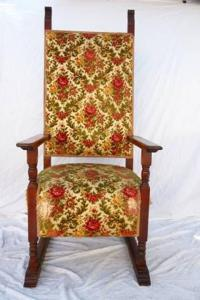 Antique Eastlake Style Chair | Chairish