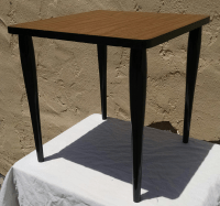 Vintage Mid Century Modern Accent Side Table   Chairish