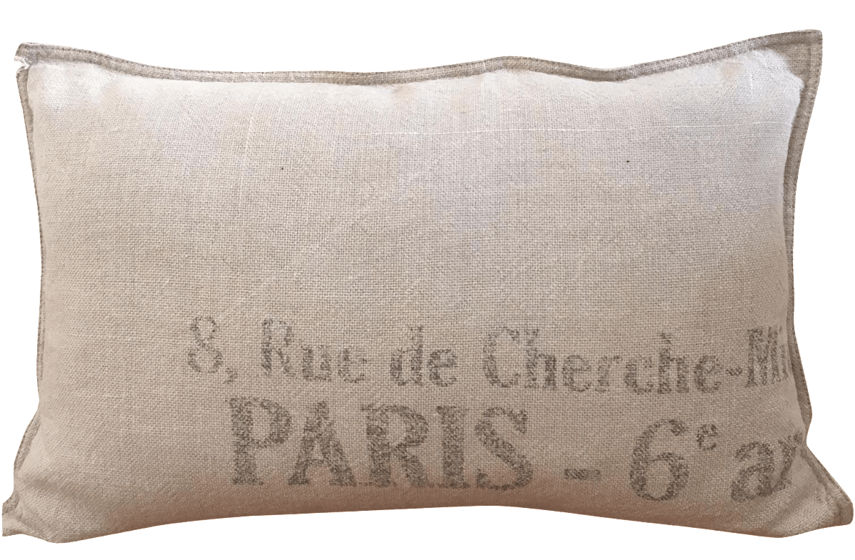 Restoration Hardware French Linen Pillow