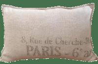 Restoration Hardware French Linen Pillow