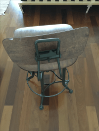 Restoration Hardware Bar Stool