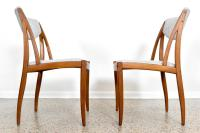 Mid Century Modern Drexel Dining Chairs - Set of 4 | Chairish