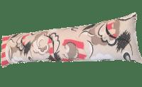 Anthropologie Extra Long Lumbar Pillow | Chairish