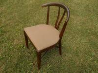Danish Modern Occasional Chair | Chairish