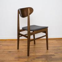 Yugoslavia Mid-Century Dining Chair | Chairish