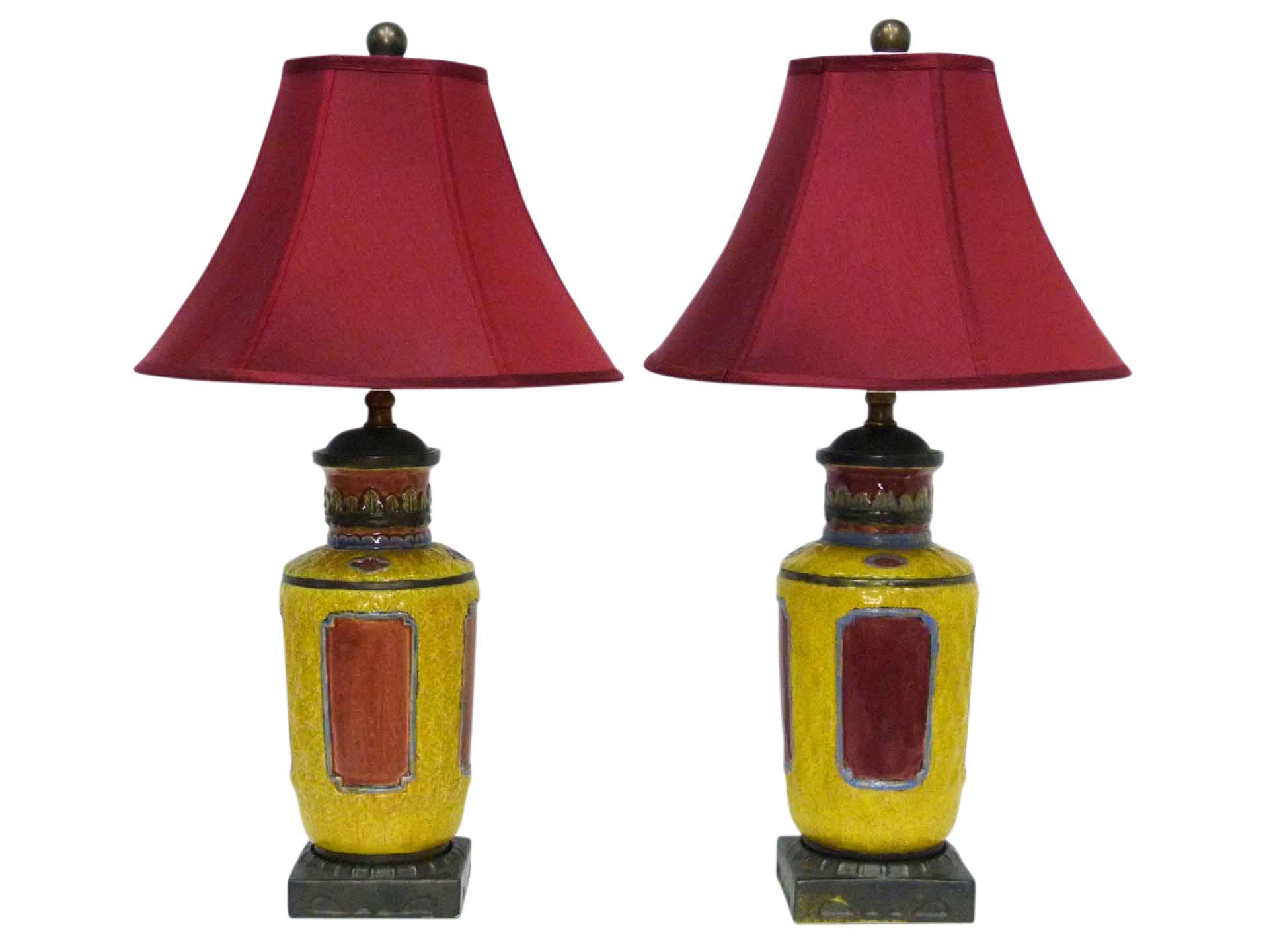 Bradburn Gallery Asian Style Table Lamps