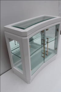 Small Curio Cabinet by Pulaski Furniture | Chairish
