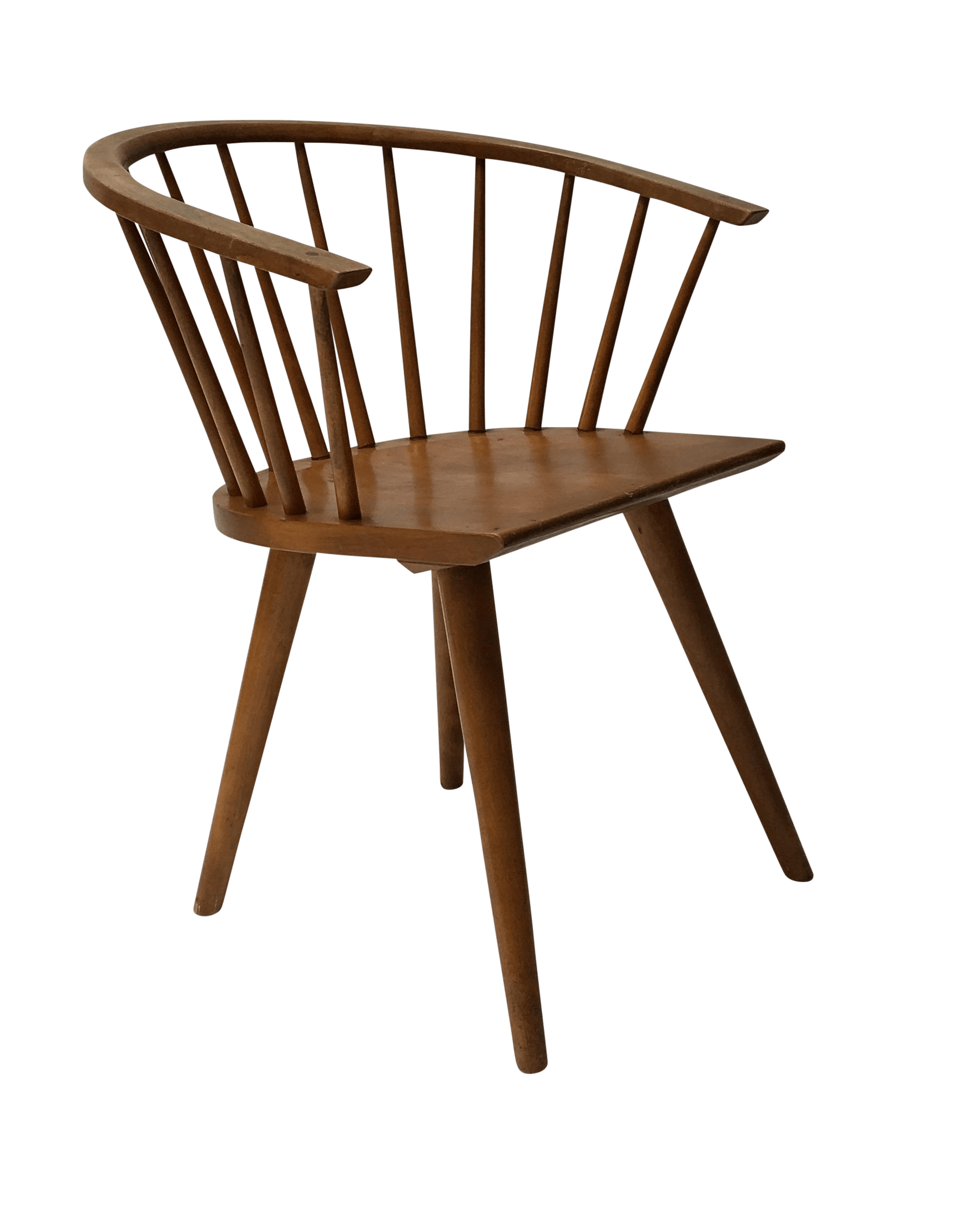 wh gunlocke chair wedding covers uk vintage & used accent chairs | chairish