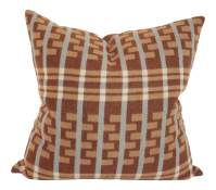 Vintage Pendleton Camp Blanket Pillow | Chairish