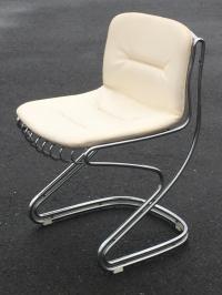 Mid-Century Modern Italian Dining Chairs - Set of 4 | Chairish