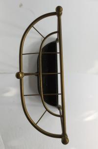 Mid-Century Brass Umbrella Stand | Chairish