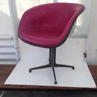 Herman Miller Eames La Fonda Chair | Chairish