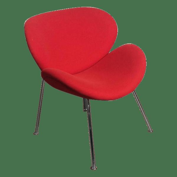 Bremen Red Lips Chair  Chairish