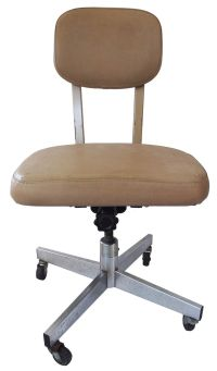 Allsteel Office Swivel Chair | Chairish