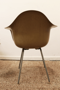 Mid Century Danish Modern Herman Miller Chair #1 | Chairish