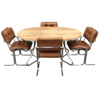 Vintage & Used Dining Table & Chair Sets | Chairish