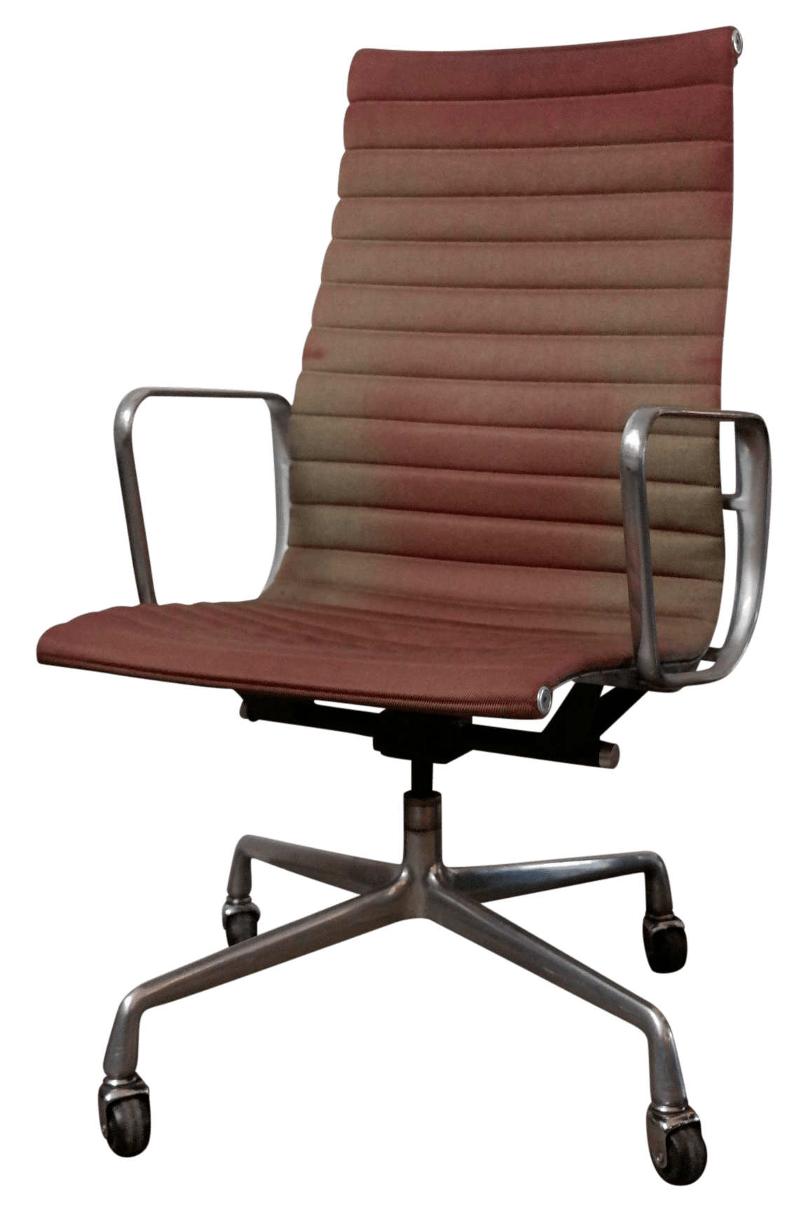 Eames Group Executive Desk Chair  Chairish