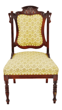 Vintage & Used Victorian Accent Chairs | Chairish