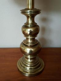 Hollywood Regency Style Stiffel Table Lamp | Chairish