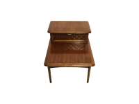 Lane Mid-Century Modern End Table | Chairish