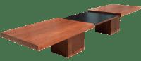 Brown & Saltman Expanding Coffee Table   Chairish