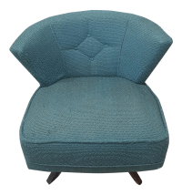 Vintage & Used Mid-Century Modern Slipper Chairs | Chairish