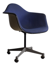 Charles Eames for Herman Miller Mid-Century Chair | Chairish