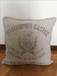 Restoration Hardware French Linen Throw Pillow
