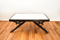 Mid Century Castro Convertible Coffee/Dining Table | Chairish