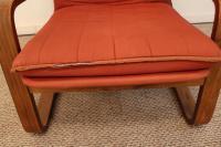 Mid-Century Danish Modern Bentwood Plyform Lounge Chair ...