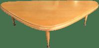 Mid-Century Boomerang Low Table | Chairish