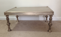 Hooker Metallic Melange Coffee Table | Chairish