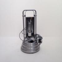 Sun Kraft Vintage 1940 Industrial Desk Lamp | Chairish