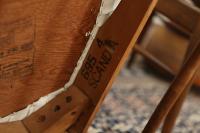 Vintage Mid-Century Modern Scandia Danish Teak Chair ...