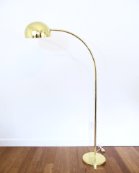 Vintage Arc Floor Lamp