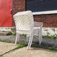 Tropitone Brown Jordan Mid-Century Chairs - Set of 4 ...