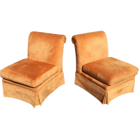 Vintage & Used Club Chairs | Chairish