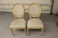 Louis XVI Ballard Design Chairs