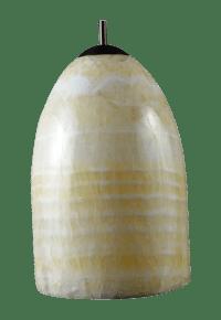 Onyx Dome Pendant Lamp   Chairish