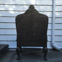 Antique Indian Wedding Chairs - Pair | Chairish