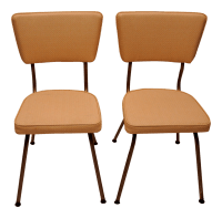 Defco of Detroit Mid-Century Modern Vintage Dining Chairs ...