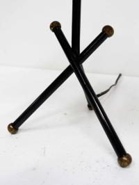 Mid-Century Tripod Table Lamp | Chairish