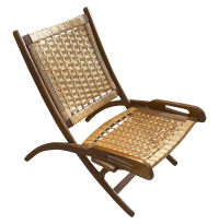 Hans Wegner Mid-Century Folding Chair | Chairish
