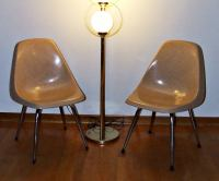 Mid-Century Borg Warner Fiberglass Molded Chairs | Chairish