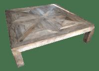 Restoration Hardware Reclaimed Wood Coffee Table