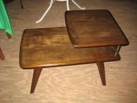 Heywood Wakefield Mid-Century Coffee Table & End Tables ...