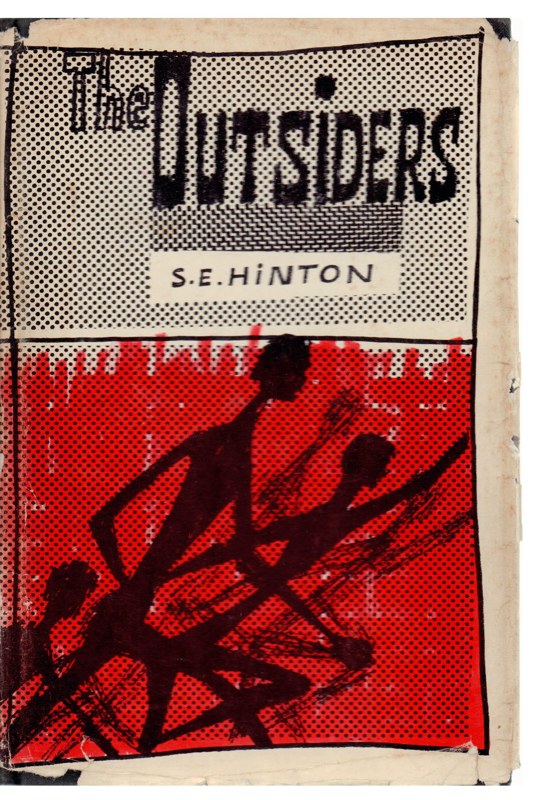 The Outsiders By S E Hinton Chairish