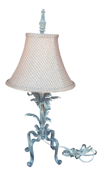 French Country Table Lamp | Chairish